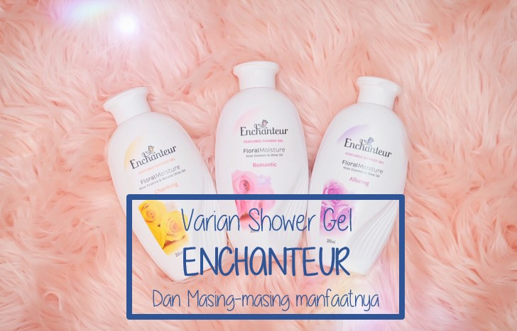 varian shower gel